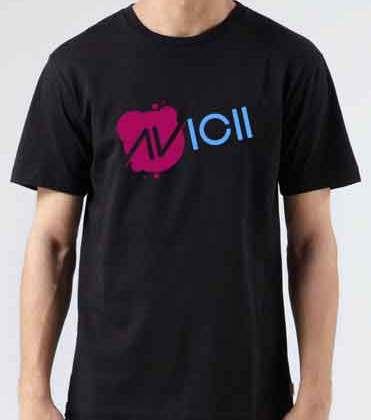 RIP Avicii T-Shirt Live a Life You Will Remember Crew Neck Short Sleeve Men Women Tee DJ Merchandise Ardamus.com