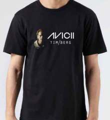Avicii Last Dance T-Shirt Crew Neck Short Sleeve Men Women Tee DJ Merchandise Ardamus.com