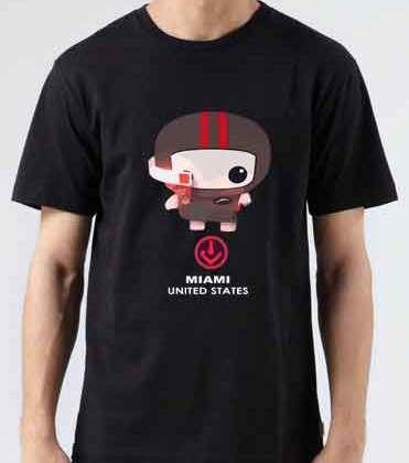 ASOT 500 Miami USA T-Shirt Crew Neck Short Sleeve Men Women Tee DJ Merchandise Ardamus.com