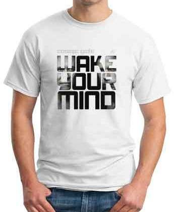 Cosmic Gate Wake Your Mind T-Shirt Crew Neck Short Sleeve Men Women Tee DJ Merchandise Ardamus.com