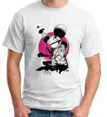 Deadmau5 Iconic Cartoon T-Shirt Crew Neck Short Sleeve Men Women Tee DJ Merchandise Ardamus.com