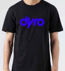 Dyro T-Shirt Crew Neck Short Sleeve Men Women Tee DJ Merchandise Ardamus.com