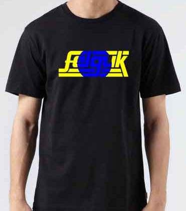 Felguk Logo T-Shirt Crew Neck Short Sleeve Men Women Tee DJ Merchandise Ardamus.com