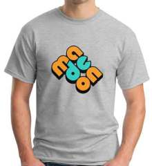 Madeon Logo T-Shirt Crew Neck Short Sleeve Men Women Tee DJ Merchandise Ardamus.com