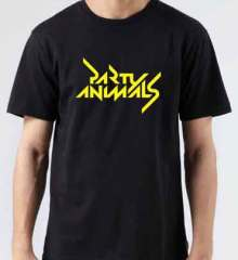 Marco Carola Party Animals T-Shirt Crew Neck Short Sleeve Men Women Tee DJ Merchandise Ardamus.com