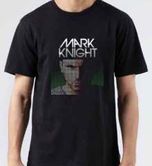 Mark Knight T-Shirt Crew Neck Short Sleeve Men Women Tee DJ Merchandise Ardamus.com