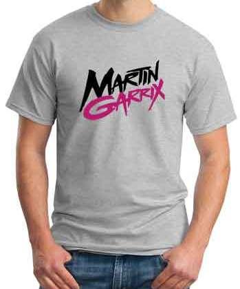 Martin Garrix T-Shirt Crew Neck Short Sleeve Men Women Tee DJ Merchandise Ardamus.com