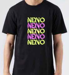 Nervo Youre Gonna Love Again T-Shirt Crew Neck Short Sleeve Men Women Tee DJ Merchandise Ardamus.com