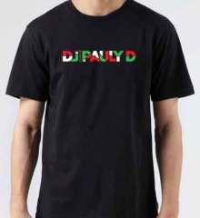 Pauly D Logo T-Shirt Crew Neck Short Sleeve Men Women Tee DJ Merchandise Ardamus.com