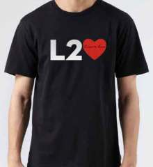 Pete Tha Zouk Learn To Love T-Shirt Crew Neck Short Sleeve Men Women Tee DJ Merchandise Ardamus.com