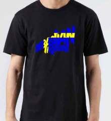 Sebastian Ingrosso Logo T-Shirt Crew Neck Short Sleeve Men Women Tee DJ Merchandise Ardamus.com