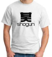 Shogun T-Shirt Crew Neck Short Sleeve Men Women Tee DJ Merchandise Ardamus.com