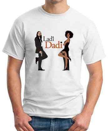 Steve Aoki Ladi Dadi T-Shirt Crew Neck Short Sleeve Men Women Tee DJ Merchandise Ardamus.com