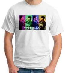 Tenishia T-Shirt Crew Neck Short Sleeve Men Women Tee DJ Merchandise Ardamus.com