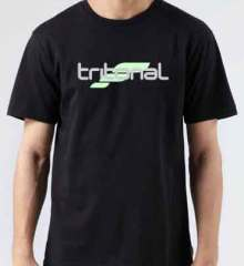 Tritonal Logo T-Shirt Crew Neck Short Sleeve Men Women Tee DJ Merchandise Ardamus.com