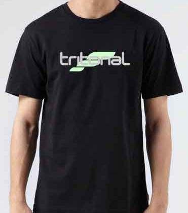 Tritonal Logo T-Shirt Crew Neck Short Sleeve Men Women Tee DJ Merchandise Ardamus.com