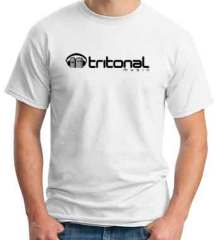 Tritonal T-Shirt Crew Neck Short Sleeve Men Women Tee DJ Merchandise Ardamus.com