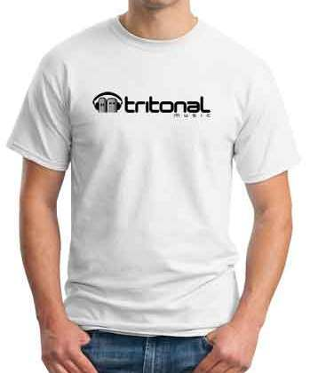 Tritonal T-Shirt Crew Neck Short Sleeve Men Women Tee DJ Merchandise Ardamus.com