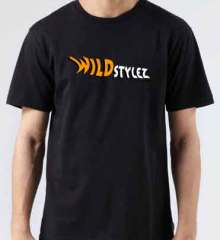 Wildstylez T-Shirt Crew Neck Short Sleeve Men Women Tee DJ Merchandise Ardamus.com