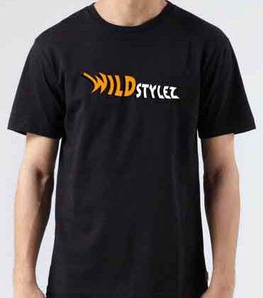 Wildstylez T-Shirt Crew Neck Short Sleeve Men Women Tee DJ Merchandise Ardamus.com