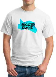 Angger Dimas T-Shirt Crew Neck Short Sleeve Men Women Tee DJ Merchandise Ardamus.com