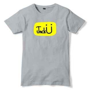 Jack U Logo T-Shirt Men Women Tee by Ardamus.com Merchandise