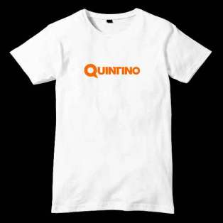Quintino T-Shirt Men Women Tee by Ardamus.com Merchandise