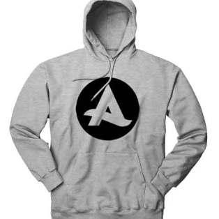 Afrojack Logo Hoodie Sweatshirt by Ardamus.com Merchandise