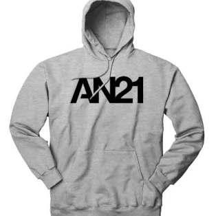 AN21 Hoodie Sweatshirt by Ardamus.com Merchandise