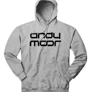 Andy Moor Hoodie Sweatshirt by Ardamus.com Merchandise
