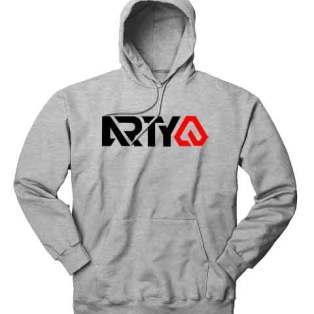 Arty Hoodie Sweatshirt by Ardamus.com Merchandise