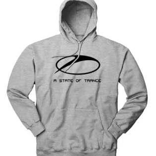 ASOT A State of Trance Hoodie Sweatshirt by Ardamus.com Merchandise