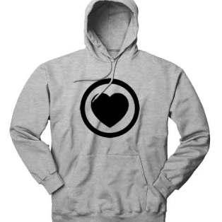 ASOT Heart Hoodie Sweatshirt by Ardamus.com Merchandise