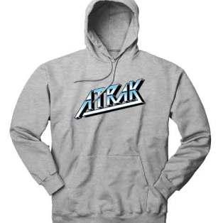 Atrax Hoodie Sweatshirt by Ardamus.com Merchandise
