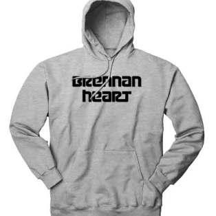 Brennan Heart Hoodie Sweatshirt by Ardamus.com Merchandise