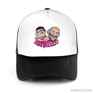 Da Tweekaz Trucker Hat Baseball Cap DJ by Ardamus.com Merchandise