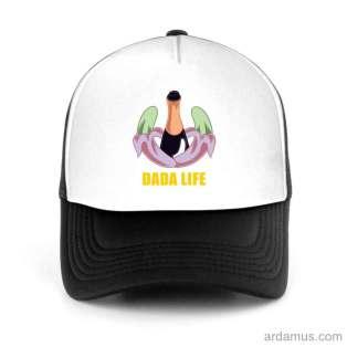 Dada Life Trucker Hat Baseball Cap DJ by Ardamus.com Merchandise