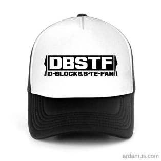D-Block & S-te-Fan DBSTF Trucker Hat Baseball Cap DJ by Ardamus.com Merchandise