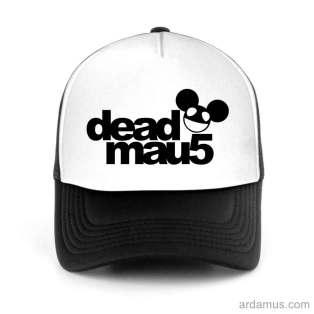Deadmau5 Trucker Hat Baseball Cap DJ by Ardamus.com Merchandise