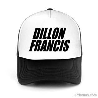 Dillon Francis Trucker Hat Baseball Cap DJ by Ardamus.com Merchandise