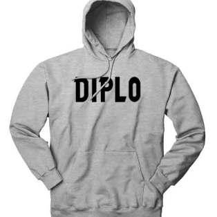 Diplo Logo Hoodie Sweatshirt by Ardamus.com Merchandise