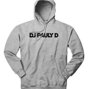 DJ Pauly D Hoodie Sweatshirt by Ardamus.com Merchandise