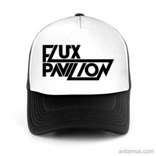 Flux Pavilion Trucker Hat Baseball Cap DJ by Ardamus.com Merchandise