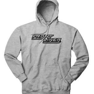 Frontliner Hoodie Sweatshirt by Ardamus.com Merchandise