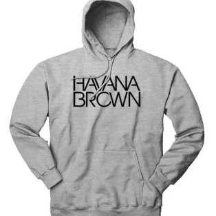 Havana Brown Hoodie Sweatshirt by Ardamus.com Merchandise