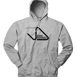 John Digweed Hoodie Sweatshirt by Ardamus.com Merchandise