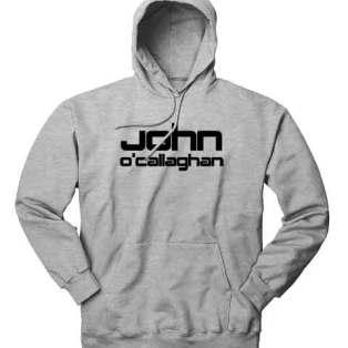 John O Callaghan Hoodie Sweatshirt by Ardamus.com Merchandise