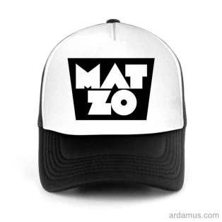 Mat Zo Trucker Hat Baseball Cap DJ by Ardamus.com Merchandise