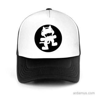 Monstercat Trucker Hat Baseball Cap DJ by Ardamus.com Merchandise