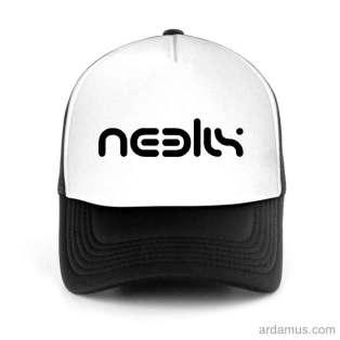 Neelix Trucker Hat Baseball Cap DJ by Ardamus.com Merchandise